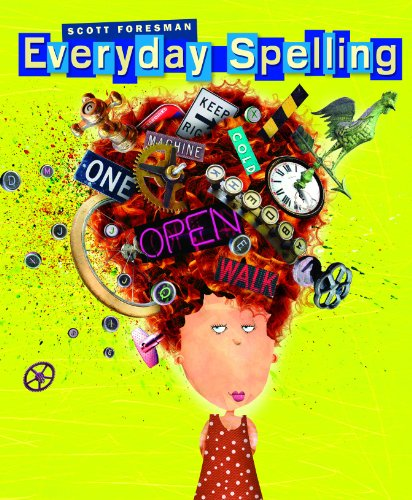 9780328222971: SPELLING 2008 STUDENT EDITION CONSUMABLE GRADE 7