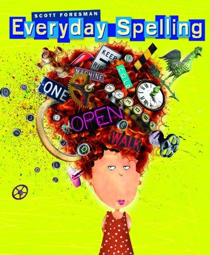 9780328222971: Everyday Spelling Grade 7