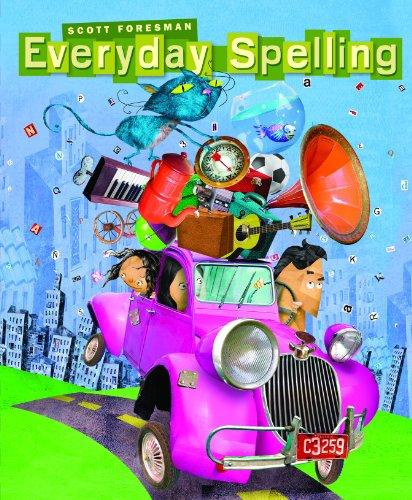 Scott Foresman Everyday Spelling, Grade 8: Beers, James