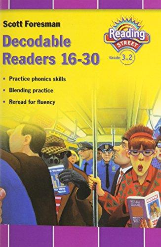 9780328233601: READING 2007 DECODABLE READER GRADE 3 VOLUME 2