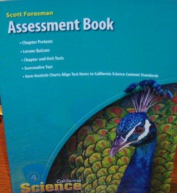 9780328236299: California Science Assessment Book Grade 4