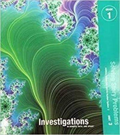 9780328237265: How Many of Each Unit 1 Teacher's Guide for Investigations in Number, Data, and Space, Grade 1