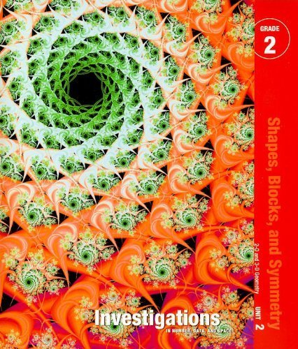 Investigations in Number, Data, and Space. Shapes,: Economopoulos Russell