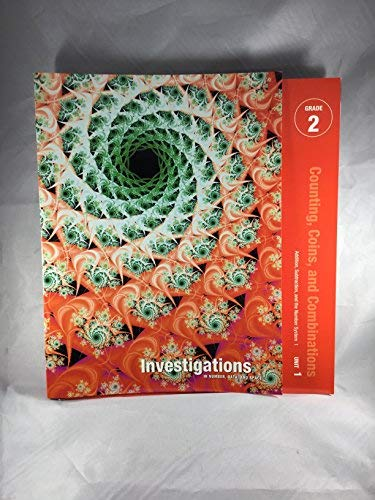 9780328237388: Investigations in Number, Data, and Space, Grade 2: Curriculum Unit 4 Pockets, Teeth and Favorite Things Teacher's Guide