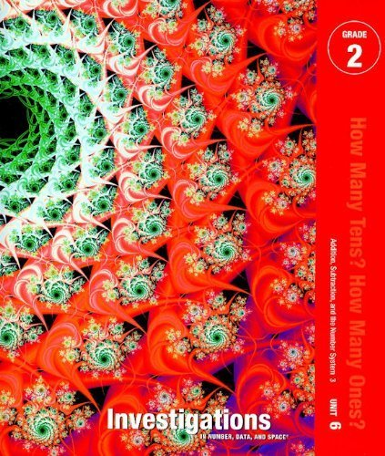 9780328237401: Investigations in Number, Data, and Space, Grade 2: Curriculum Unit 6 How Many Tens? How Many Ones? Teacher's Guide