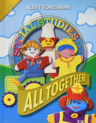 9780328239719: Social Studies: All Together