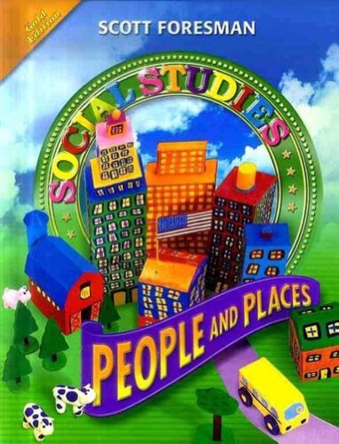 9780328239726: Social Studies : People and Places