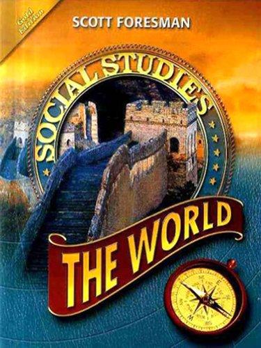9780328239788: SOCIAL STUDIES 2008 STUDENT EDITION (HARDCOVER) GRADE 6