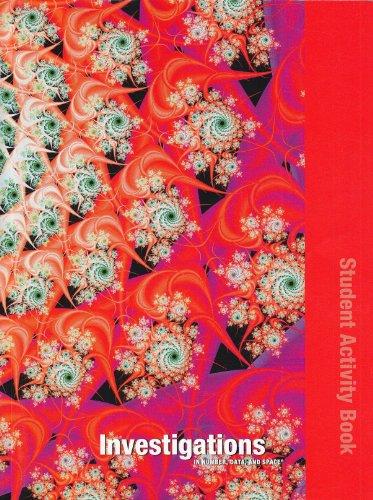 INVESTIGATIONS 2008 STUDENT ACTIVITY BOOK SINGLE VOLUME: Scott Foresman