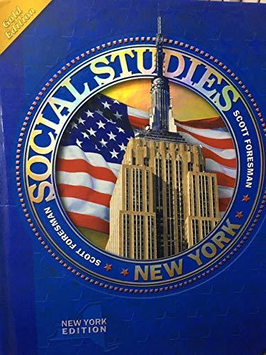 9780328241095: Social Studies New York (Gold Edition)
