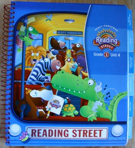 9780328243655: Grade 1 Teacher Edition, Volume 4 READING STREET (READING STREET)