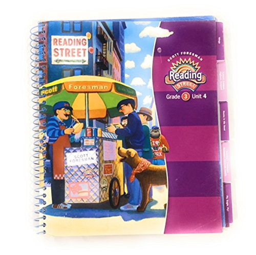9780328243761: Reading Street - Teacher's Edition - Grade 3 Unit 4