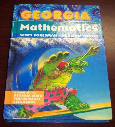 Georgia Mathematics Grade 4: Foreman, Scott