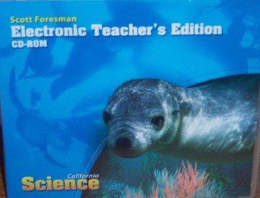 9780328259250: Electronic Teacher's Edition Grade 2 (California Science)