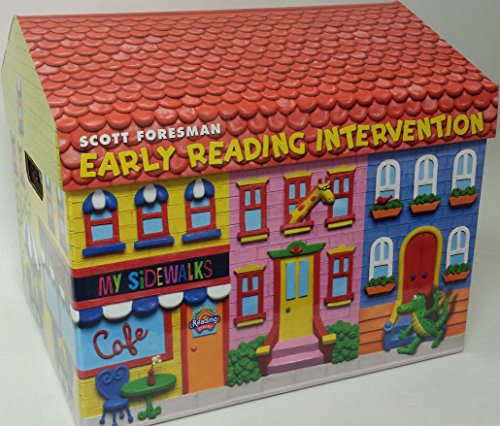 9780328260485: Early Reading Intervention Kindergarten Program