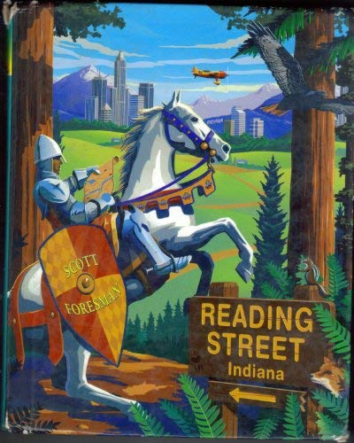 9780328261147: Scott Foresman Reading Street Grade 6, Indiana Edition