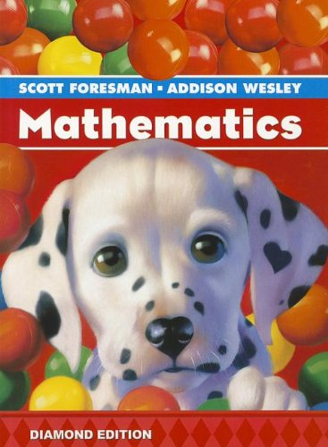 9780328263639: SCOTT FORESMAN ADDISON WESLEY MATH 2008 STUDENT EDITION (CONSUMABLE) GRADE K