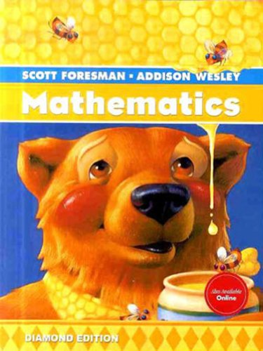 9780328263653: SCOTT FORESMAN ADDISON WESLEY MATH 2008 STUDENT EDITION (CONSUMABLE) GRADE 2