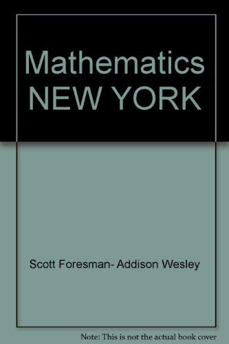 Mathematics By Charles, Grade 5: Foresman, Scott; Wesley, Addison