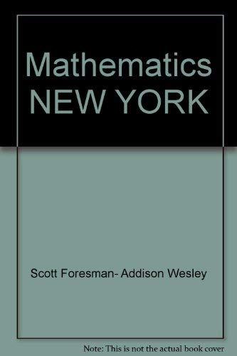Mathematics By Charles, Grade 5: Scott Foresman, Addison