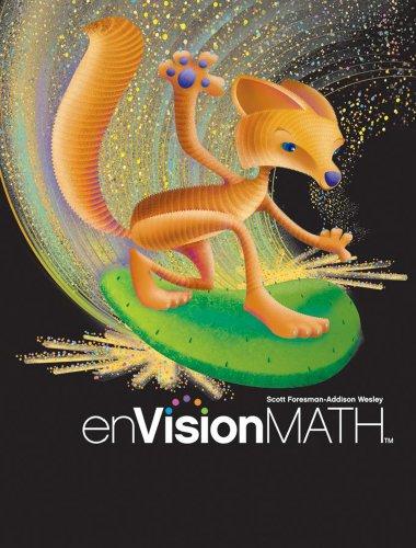 9780328272853: enVision Math, Grade 6