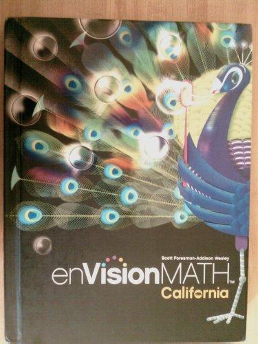 9780328272914: enVision Math California Grade 5