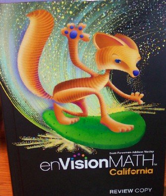 9780328272921: enVision Math California, Level 6