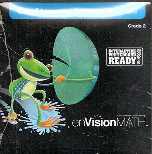 9780328273072: MATH 2009 ANIMATED VISUAL LEARNING BANDS CD GRADE 2