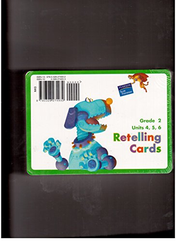9780328274932: Reading 2008 Retelling Cards Grade 2.2