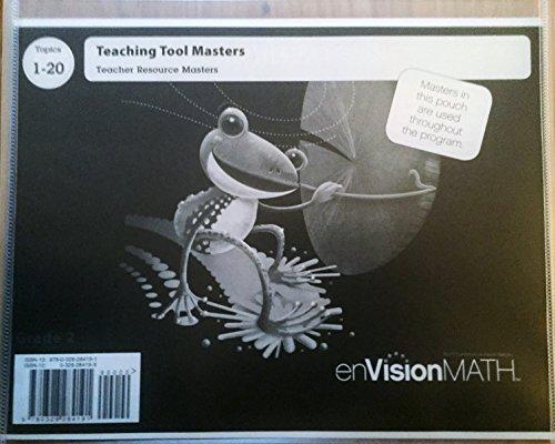 Topics 1-20: Teaching Tool Masters, Teacher Resource: Scott Foresman, Addison
