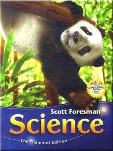 Science 2008 Student Edition (hardcover) Grade 4: Foresman, Scott