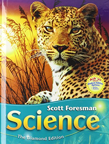 SCIENCE 2008 STUDENT EDITION (HARDCOVER) GRADE 6: Scott Foresman