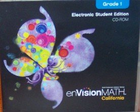 9780328295876: Electronic Student Edition Grade 1 (enVision Math)