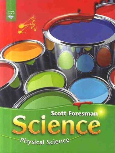 9780328304363: Scott Foresman Science: The Diamond Edition (Physical Science)