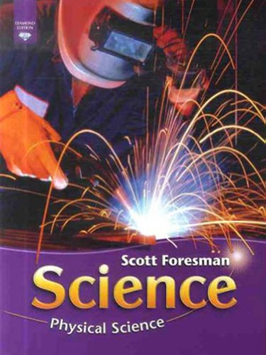9780328304400: SCIENCE 2008 STUDENT EDITION (SOFTCOVER) GRADE 3 MODULE C PHYSICAL SCIENCE