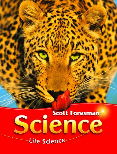 9780328304462: SCIENCE 2008 STUDENT EDITION (SOFTCOVER) GRADE 5 MODULE A LIFE SCIENCE (Scott Foresman Science)