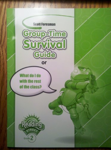 9780328311019: Group-Time Survival Guide, Grade 2 (Reading Street, Group time survival guide)