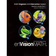 9780328311262: Envision Math Math Diagnosis and Intervention System Part 1 Grades K-3