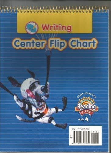 9780328316274: READING 2008 WRITING CENTER FLIP CHART GRADE 4