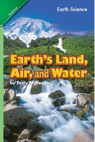 9780328324415: SCIENCE 2008 CHAPTER BOOKLET (SOFTCOVER) GRADE 2 CHAPTER 05 EARTHS LAND AIR AND WATER