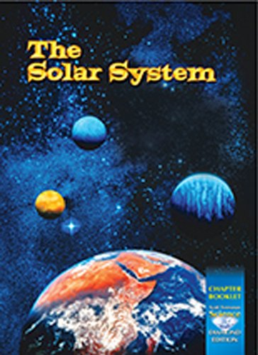 9780328324651: SCIENCE 2008 CHAPTER BOOKLET (SOFTCOVER) GRADE 3 CHAPTER 16 THE SOLAR SYSTEM