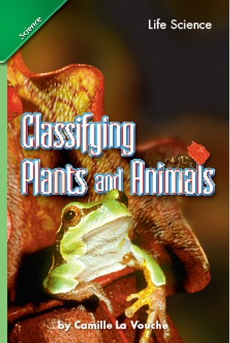 9780328324675: SCIENCE 2008 CHAPTER BOOKLET (SOFTCOVER) GRADE 4 CHAPTER 01 CLASSIFYING PLANTS AND ANIMALS