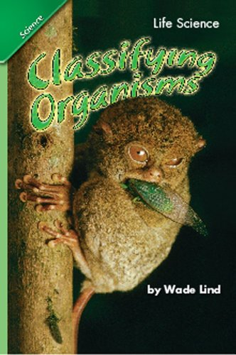 9780328324866: SCIENCE 2008 CHAPTER BOOKLET (SOFTCOVER) GRADE 5 CHAPTER 01 CLASSIFYING ORGANISMS