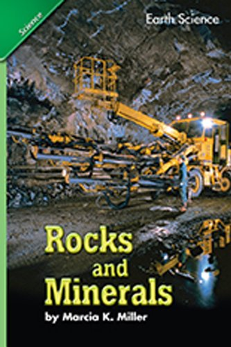 9780328325122: SCIENCE 2008 CHAPTER BOOKLET (SOFTCOVER) GRADE 6 CHAPTER 09 ROCKS AND MINERALS