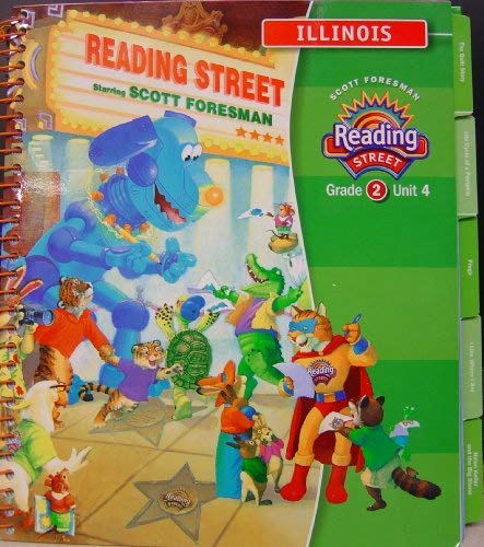 9780328326808: Scott Foresman Reading Street: Grade 2, Unit 4 (Our Changing World)