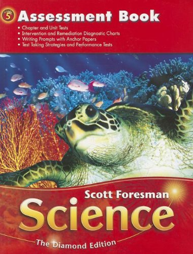 9780328333967: SCIENCE 2008 ASSESSMENT BOOK GRADE 5