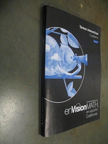 9780328334223: enVision Math En espanol Grado 4 Tareas interactivas California