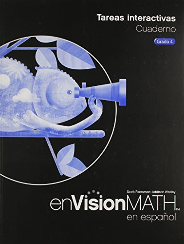 9780328334292: MATH 2009 SPANISH HOMEWORK WORKBOOK GRADE 4