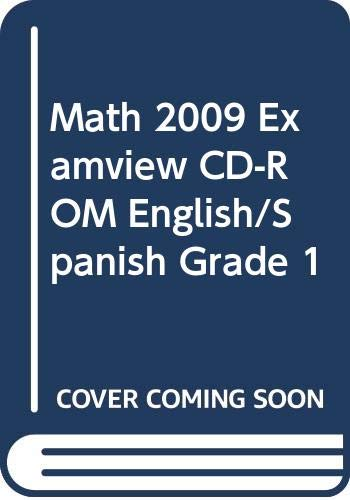 enVision Math, Grade 1: ExamView Assessment Suite: Staff