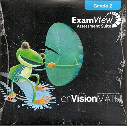 enVision Math, Grade 2: ExamView Assessment Suite: Staff